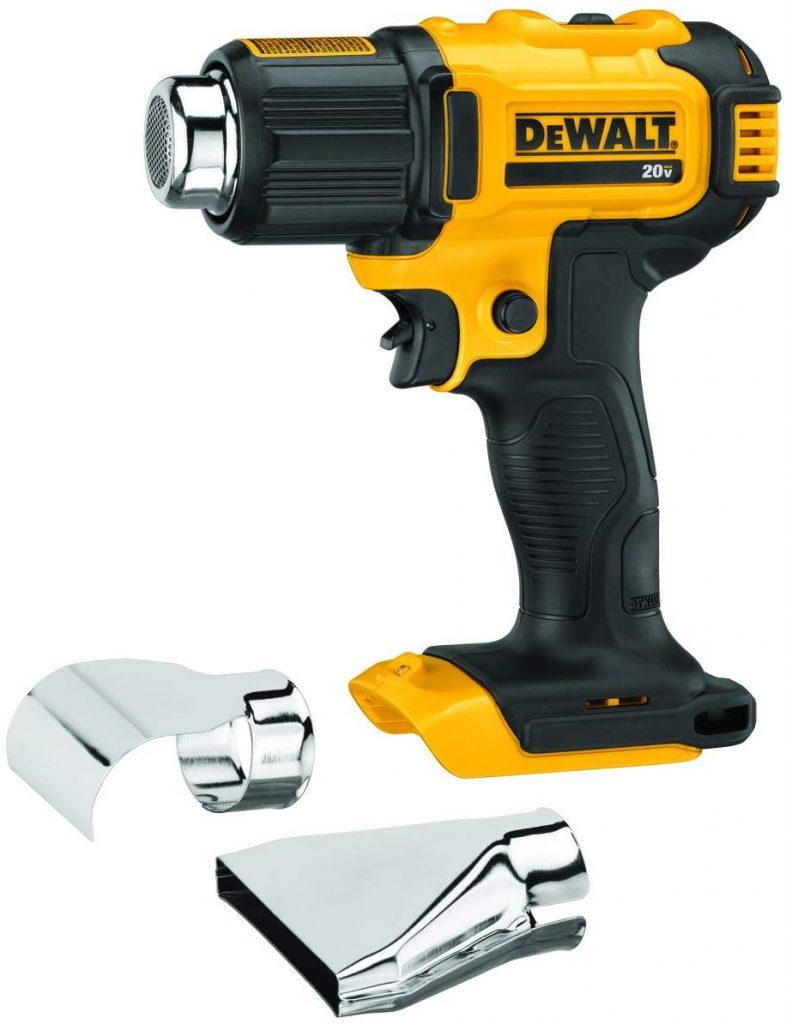 DEWALT DCE530B Cordless Heat Gun