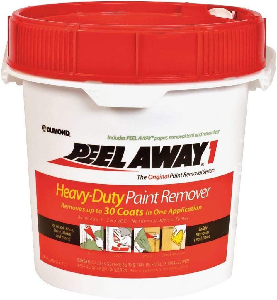 Dumond Chemicals Peel Away Paint Remover