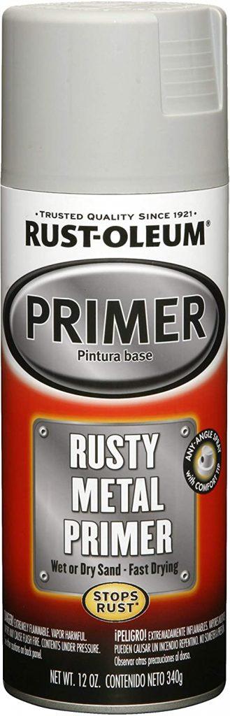 Rust-Oleum Automotive Rusty Metal Primer Spray Paint