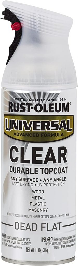 Rust-Oleum Clear Universal All Surface Spray Paint