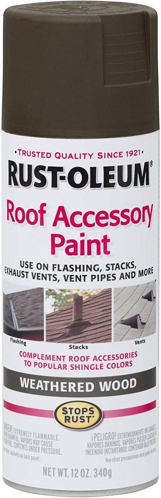 Rust-Oleum Roof Accessory Spray Paint