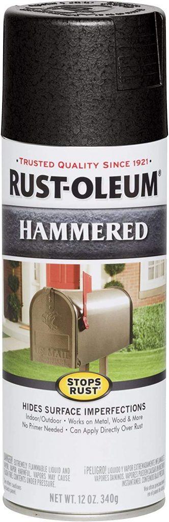 Rust-Oleum Stops Rust Hammered Spray Paint
