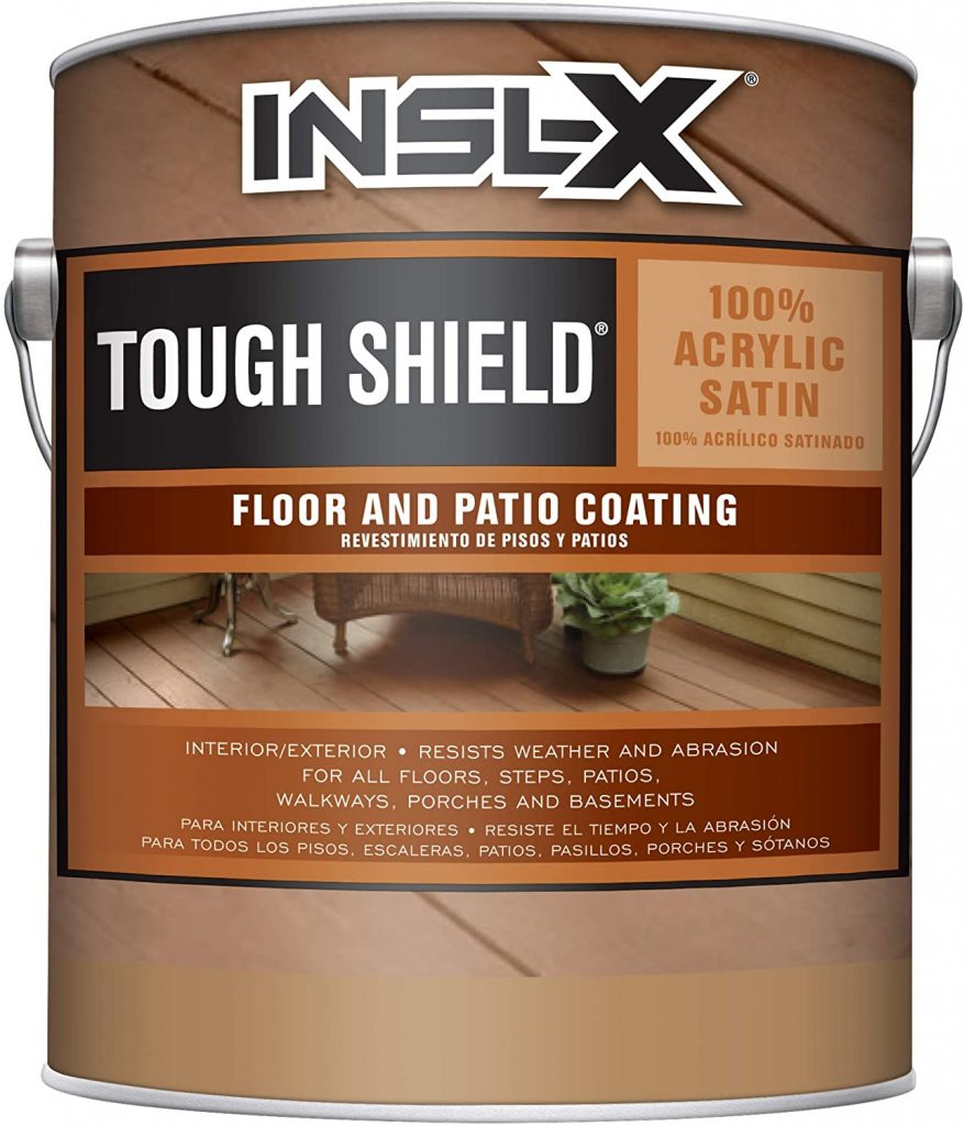 INSL-X Tough Shield Floor and Patio Paint