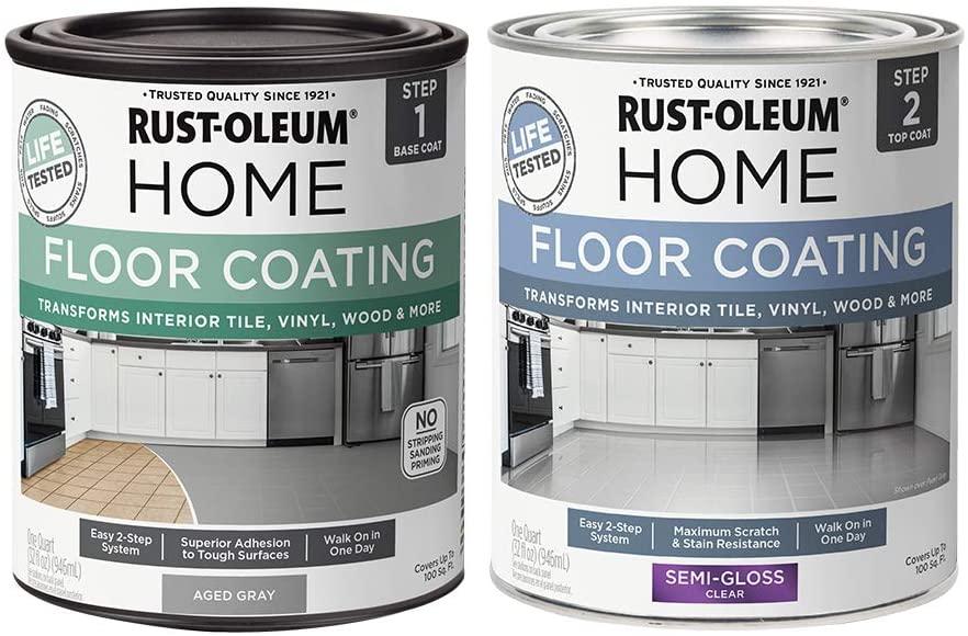 Rust-Oleum Home Floor Coating Kit