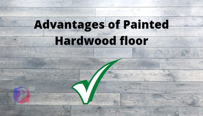 The Pros of painted Hardwood Floors