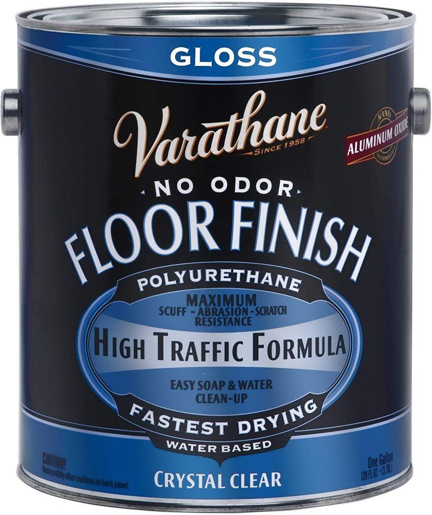 Varathane Gloss Waterborne Diamond Floor Finish