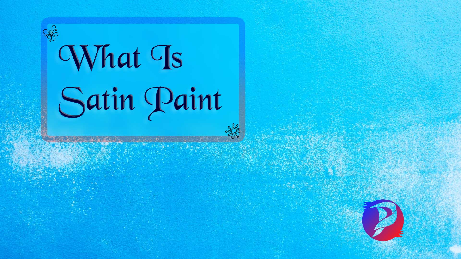 What is SatinPaint