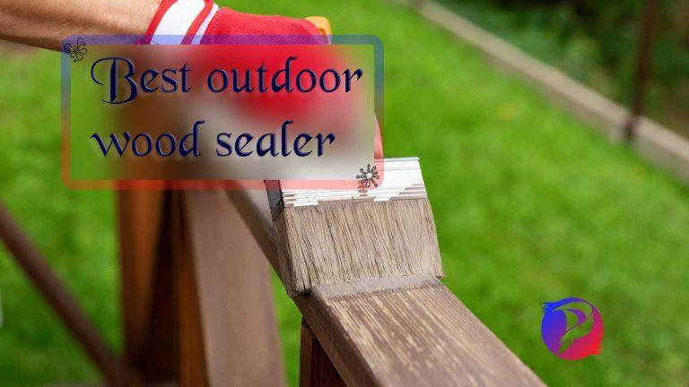 Best Outdoor Wood Sealer Reviews Top Pick's & Buyer's Guide For 2021