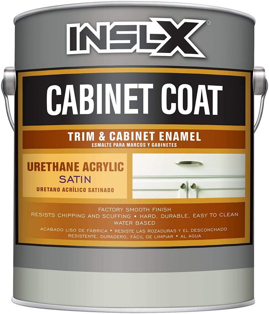 INSL-X Cabinet Coat Enamel Satin Sheen Paint